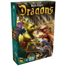 Dragons NL / EN / FR - Matagot