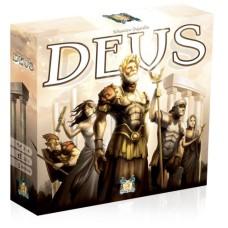 Deus boardgame FR/NL Pearl Games