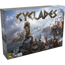 Cyclades  EN /FR/NL - Matagot
