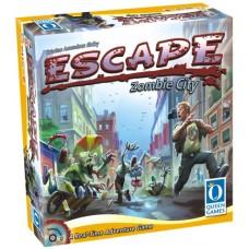 Escape Zombie City, Queen Games 10031 EN