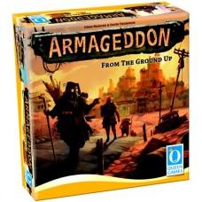 Armageddon Boardgame Queen Games DE/EN