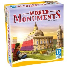 World Monuments - Queen Games  EN/FR/DE