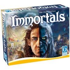 Immortals - Queen Games - ENG / DU / FR