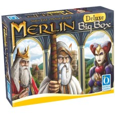Merlin Big Box Deluxe EN / DE - Queen Games  * delivery time unknown *