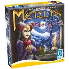 Merlin exp. 3 Morgana - Queen Games - EN/DE * expected week 30 *