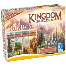 Kingdom Builder 2nd edit. Big Box EN