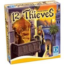 12 Thieves - EN/DE Queen Games