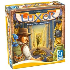 Luxor Genom.Spel vhJr - Queen Games