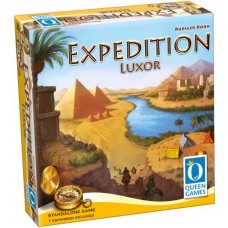 Expedition Luxor - Queen Games