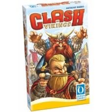 Clash of Vikings - Queen Games EN/DE