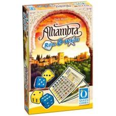 Alhambra Roll & Write EN / DE - Queen Games * expected week 15 *
