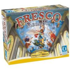 Fresco Mega Box EN / DE - Queen Games * Expected week 30 *
