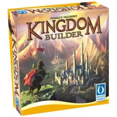 Kingdom Builder,Queen Game.INT.