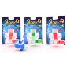 Magische slang in blister per 4