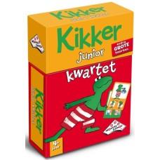 Kikker Junior Quartet game -Identity NL