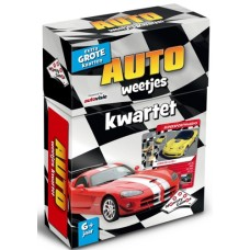 Autoweetjes Quartet Identity Games NL