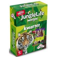JungleLife Quartet game - Identity NL Only Dutch version !