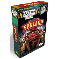 Escape Room Uitbr. Welcome to Funland NL.