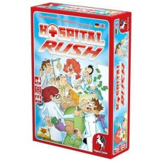 Hospital Rush, Familie bordspel ENG/ DE.