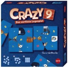 Crazy 9, Wachtmeist,Cats, Puzzelspel  Heye