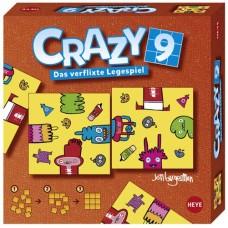 Crazy 9,Burgerman.Doodles,Puzzelspel  Heye