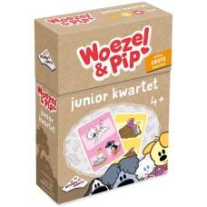 Woezel en Pip Junior Kwartetspel Identity G.