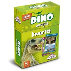 Dino Kwartet- Identity Games