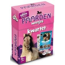 Paardenweetjes Kwartet spel - Identity