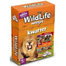 Wildlife Quartet Game - Identity Games NL