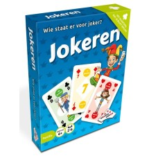 Jokeren -card game, Identity Games NL Only Dutch version available !