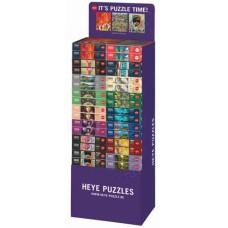Display Standaard puzzels Heye 80515