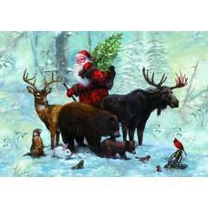 Puzzle Santa's Team 1000 pcs.Piatnik 551543