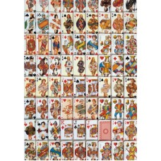 Puzzle Playing Cards 1000 pc.Piatnik 543746