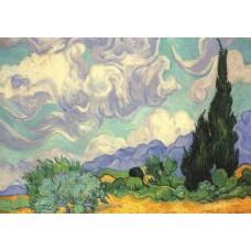 Puzzel Cipressen,Vincent v.Gogh 1000 Piatnik