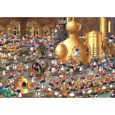 Puzzle Brewery 1000 pieces Comic Piatnik