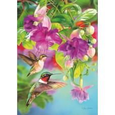 Puzzle Humming birds,1000 p.Piatnik.546747