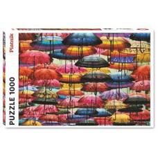Puzzle Umbrellas 1000 pieces Piatnik 548741 * delivery time unknown *