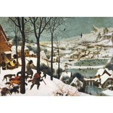 Puzz.Jagers in de  SneeuwPiatnik 552342