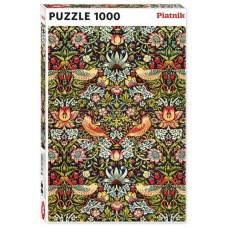 Puzzle Strawberry Thief 1000 pieces Piatnik * delivery time unknown *
