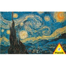 Puzzle,Starry Night,v.Gogh,1000 p.Piatnik
