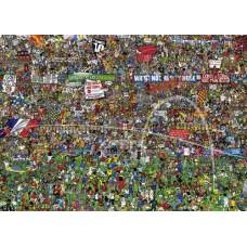 Puzzel Football History3000 Heye29205
