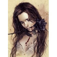Puzzle Dark Rose,Francés 1000 Heye 29430