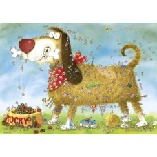 Puzzle, Dog's Life,1000 pc.Heye tri.29491 * delivery time unknown *