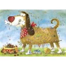 Puzzel Dog's Life 1000.3 hkg.Heye 29491