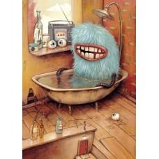 Puzzel Bathtub,Zozoville1000 Heye 29539 * verwacht week 19, herdruk *