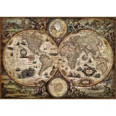 Puzzle Vintage World 2000 pcs. Heye 29666
