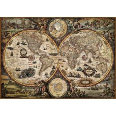 Puzzel Vintage World 2000 st. Heye 29666