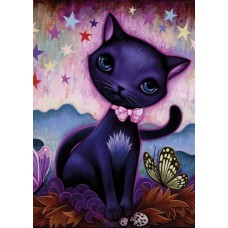 Puzzel Black Kitty,Dream.1000 Heye 29687