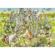 Puzzle Jurassic Habitat 1000 pc.Heye 29727