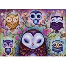 Puzzel Great Big Owl 1000 Heye 29768